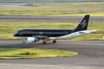 アイスコーヒーさんが、羽田空港で撮影したスターフライヤー A320-214の航空フォト(写真)