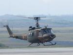 rjnsphotoclub-No.07さんが、静岡空港で撮影した陸上自衛隊 UH-1Jの航空フォト(写真)