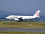 rjnsphotoclub-No.07さんが、静岡空港で撮影した香港ドラゴン航空 A320-232の航空フォト(飛行機 写真・画像)