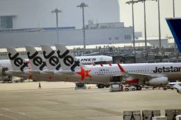 jk3yhgさんが、関西国際空港で撮影したジェットスター・ジャパン A320-232の航空フォト(飛行機 写真・画像)