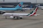 なごやんさんが、中部国際空港で撮影したメキシコ空軍 757-225の航空フォト(写真)