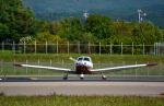 Dojalanaさんが、函館空港で撮影した日本個人所有 PA-28-181 Archer IIIの航空フォト(写真)