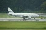 しんさんが、シンガポール・チャンギ国際空港で撮影したホンコン・ジェット A319-115X CJの航空フォト(写真)