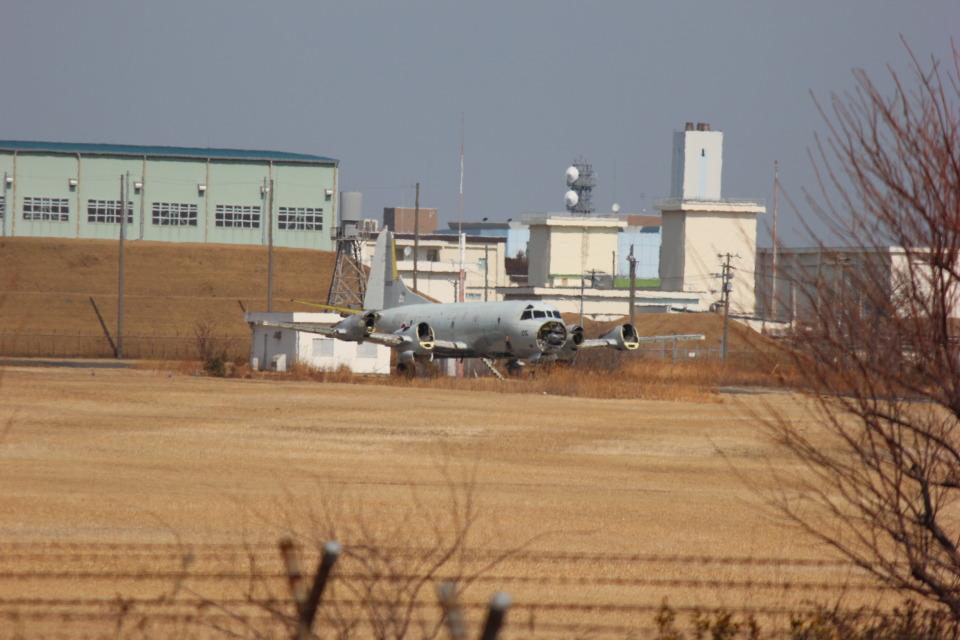 マリオ先輩さんの海上自衛隊 Kawasaki P-3C Orion (5005) 航空フォト