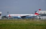 MizukinPaPaさんが、成田国際空港で撮影したオーストリア航空 777-2Z9/ERの航空フォト(写真)