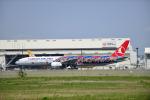 MizukinPaPaさんが、成田国際空港で撮影したターキッシュ・エアラインズ 777-3F2/ERの航空フォト(写真)