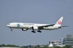 MizukinPaPaさんが、成田国際空港で撮影した日本航空 777-346/ERの航空フォト(写真)