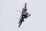 アグレッサーさんが、小松空港で撮影した航空自衛隊 F-15J Eagleの航空フォト(飛行機 写真・画像)