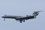 かずぽんさんが、羽田空港で撮影したチェイス・イクイップメント・ファイナンス G-V-SP Gulfstream G550の航空フォト(写真)