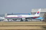 MizukinPaPaさんが、成田国際空港で撮影したマレーシア航空 777-2H6/ERの航空フォト(写真)