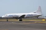 WING_ACEさんが、ケアンズ空港で撮影したPionair 580(F)の航空フォト(飛行機 写真・画像)