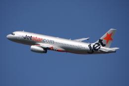 WING_ACEさんが、ケアンズ空港で撮影したジェットスター A320-232の航空フォト(飛行機 写真・画像)