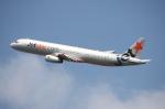 WING_ACEさんが、ケアンズ空港で撮影したジェットスター A321-232の航空フォト(飛行機 写真・画像)