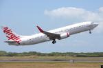 WING_ACEさんが、ケアンズ空港で撮影したヴァージン・オーストラリア 737-81Dの航空フォト(飛行機 写真・画像)