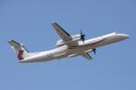 WING_ACEさんが、ケアンズ空港で撮影したニューギニア航空 DHC-8-402Q Dash 8の航空フォト(飛行機 写真・画像)