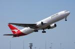 WING_ACEさんが、ケアンズ空港で撮影したカンタス航空 767-338/ERの航空フォト(飛行機 写真・画像)