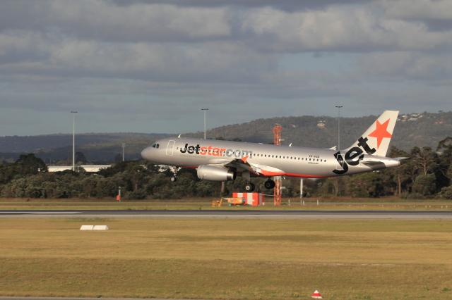 パース空港 - Perth Airport [PER/YPPH]で撮影されたパース空港 - Perth Airport [PER/YPPH]の航空機写真