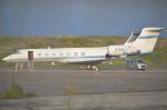お-そ松さんが、羽田空港で撮影したチェイス・イクイップメント・ファイナンス G-V-SP Gulfstream G550の航空フォト(写真)