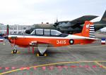 RA-86141さんが、新竹飛行場で撮影した中華民国空軍 T-34C Turbo Mentorの航空フォト(飛行機 写真・画像)