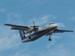 aquaさんが、羽田空港で撮影したANAウイングス DHC-8-314Q Dash 8の航空フォト(写真)