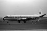 apphgさんが、羽田空港で撮影した全日空 828 Viscountの航空フォト(写真)