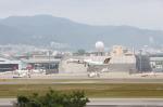 WING_ACEさんが、伊丹空港で撮影した日本エアコミューター DHC-8-402Q Dash 8の航空フォト(飛行機 写真・画像)