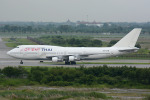 Tomo-Papaさんが、スワンナプーム国際空港で撮影したオリエント・タイ航空 747-346の航空フォト(写真)