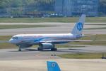 ふじいあきらさんが、福岡空港で撮影したウラジオストク航空 Tu-204-300の航空フォト(飛行機 写真・画像)