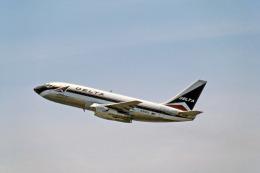 Gambardierさんが、ミネアポリス・セントポール国際空港で撮影したデルタ航空 737-232/Advの航空フォト(飛行機 写真・画像)