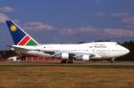 WING_ACEさんが、フランクフルト国際空港で撮影したナミビア航空 747SP-44の航空フォト(飛行機 写真・画像)