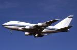 WING_ACEさんが、ロンドン・ヒースロー空港で撮影したカタールアミリフライト 747SP-27の航空フォト(飛行機 写真・画像)
