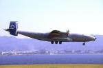 WING_ACEさんが、関西国際空港で撮影したアントノフ・エアラインズの航空フォト(飛行機 写真・画像)