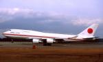 WING_ACEさんが、伊丹空港で撮影した航空自衛隊 747-47Cの航空フォト(飛行機 写真・画像)
