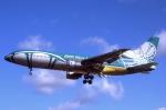 WING_ACEさんが、ロンドン・ヒースロー空港で撮影したBWIA ウェスト インディーズ エアウェイズ L-1011-385-3 TriStar 500の航空フォト(飛行機 写真・画像)