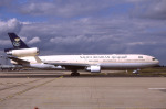 WING_ACEさんが、パリ シャルル・ド・ゴール国際空港で撮影したサウジアラビア王国政府 MD-11の航空フォト(飛行機 写真・画像)