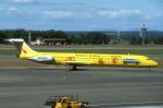 WING_ACEさんが、レオナルド・ダ・ヴィンチ国際空港で撮影したアリタリア航空 MD-82 (DC-9-82)の航空フォト(飛行機 写真・画像)