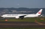 WING_ACEさんが、伊丹空港で撮影した日本航空 777-346/ERの航空フォト(飛行機 写真・画像)