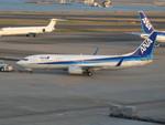 じょーまうすさんが、羽田空港で撮影した全日空 737-881の航空フォト(写真)