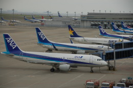 中部国際空港 - Chubu Centrair International Airport [NGO/RJGG]で撮影された中部国際空港 - Chubu Centrair International Airport [NGO/RJGG]の航空機写真