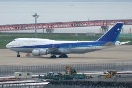 SKYLINEさんが、羽田空港で撮影した全日空 747-481の航空フォト(飛行機 写真・画像)