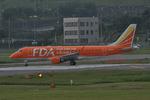 snow_shinさんが、福岡空港で撮影したフジドリームエアラインズ ERJ-170-200 (ERJ-175STD)の航空フォト(飛行機 写真・画像)