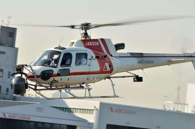 RJTIで撮影されたRJTIの航空機写真