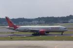 xxxxxzさんが、成田国際空港で撮影したエア・インディア 777-237/LRの航空フォト(写真)