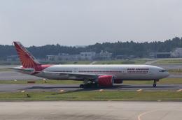 xxxxxzさんが、成田国際空港で撮影したエア・インディア 777-237/LRの航空フォト(飛行機 写真・画像)