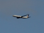 まっつーさんが、厚木飛行場で撮影したユナイテッド航空 737-824の航空フォト(写真)