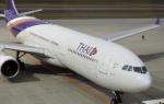 Dojalanaさんが、新千歳空港で撮影したタイ国際航空 A330-322の航空フォト(飛行機 写真・画像)