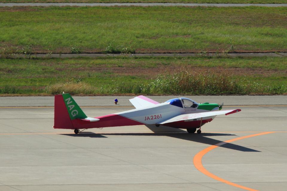 T.Sazenさんの長野県航空協会 Scheibe SF-25 Falke (ja2261) 航空フォト