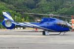 Chofu Spotter Ariaさんが、静岡ヘリポートで撮影した日本個人所有 EC130B4の航空フォト(飛行機 写真・画像)