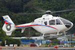 Chofu Spotter Ariaさんが、静岡ヘリポートで撮影した静岡エアコミュータ EC135T2の航空フォト(飛行機 写真・画像)