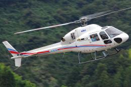 Chofu Spotter Ariaさんが、静岡ヘリポートで撮影した静岡エアコミュータ AS355N Ecureuil 2の航空フォト(飛行機 写真・画像)